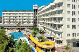 Hotel ASRIN BEACH 4*, Alanya - All Inclusive