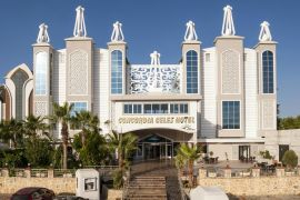 CONCORDIA CELES Hotel 5*, Alanya - Ultra All Inclusive