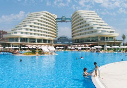 MIRACLE DELUXE RESORT 5*, Lara -  Ultra All Inclusive