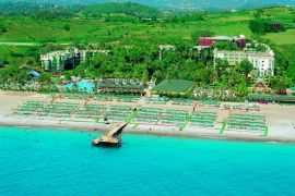 DELPHIN BOTANIK 5*, Alanya - All Inclusive