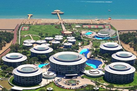 CALISTA LUXURY RESORT 5*, Belek